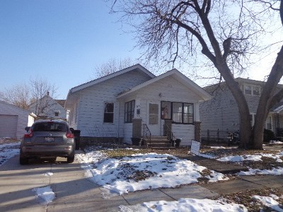 Davenport IA Single Family Home For Sale: $114,000
