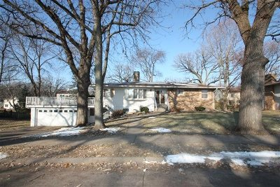 Davenport IA Single Family Home Contingent: $189,000