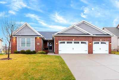 Single Family Home For Sale: 5742 Charlie Chase Lane