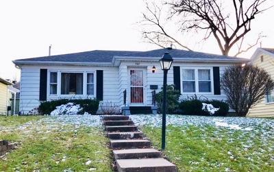 Davenport IA Single Family Home For Sale: $136,900