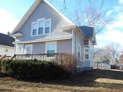 Davenport IA Single Family Home For Sale: $167,900