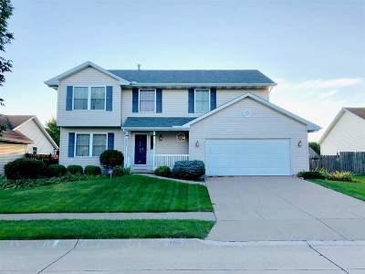 Davenport Single Family Home For Sale: 5810 Duggleby Avenue
