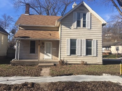 Davenport Single Family Home For Sale: 658 Cedar Street