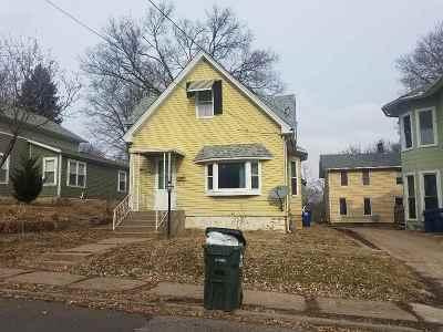 Davenport Single Family Home For Sale: 1828 E 13th Street