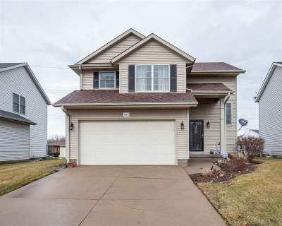 Davenport Single Family Home For Sale: 2824 W 63rd Street