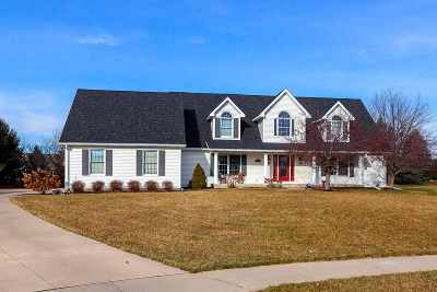 Bettendorf Single Family Home For Sale: 5380 White Post Court