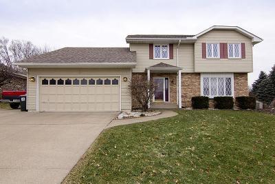 Davenport IA Single Family Home For Sale: $209,900