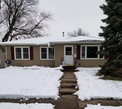 Davenport IA Single Family Home For Sale: $109,900