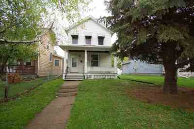 Davenport Single Family Home For Sale: 1427 Leclaire Street