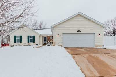 Davenport IA Single Family Home For Sale: $242,900