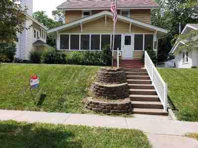 Davenport Single Family Home For Sale: 2408 Western Avenue