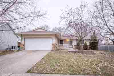 Davenport Single Family Home For Sale: 1444 W 46th Street