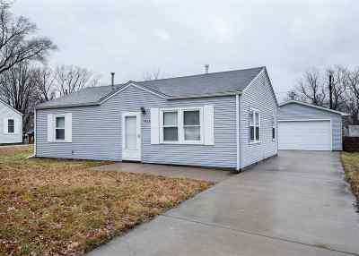 Davenport Single Family Home For Sale: 7428 N Oak Street