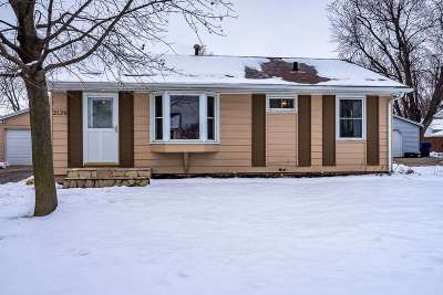 Davenport Single Family Home For Sale: 2126 W 54th Street