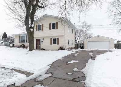 Davenport Single Family Home For Sale: 2406 N Clark Street