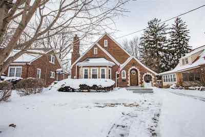 Davenport Single Family Home For Sale: 818 N Pine Street