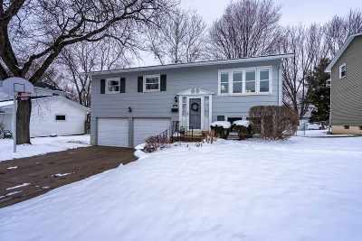 Davenport Single Family Home For Sale: 4560 Sheridan Street