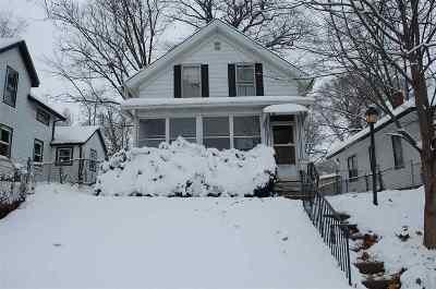 Davenport Single Family Home For Sale: 1128 E 14th Street