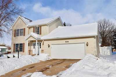 Davenport Single Family Home For Sale: 828 N Meadows Court