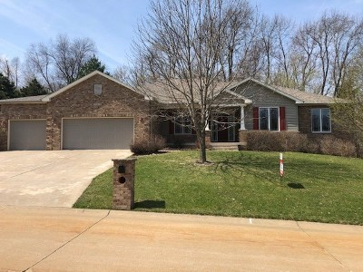 Eldridge Single Family Home For Sale: 27010 Glynns Creek Court