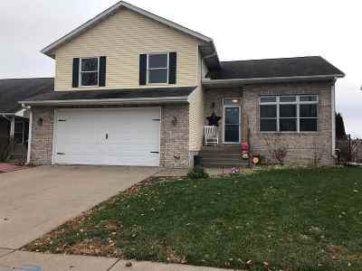 Davenport Single Family Home For Sale: 4703 W 13th Street