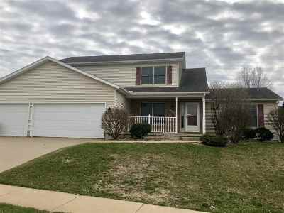 Davenport Single Family Home For Sale: 1029 W 60th Street