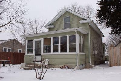 Davenport IA Single Family Home For Sale: $37,500