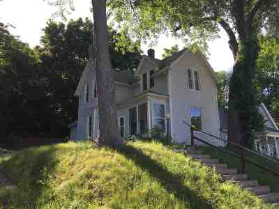 Davenport IA Single Family Home For Sale: $35,000