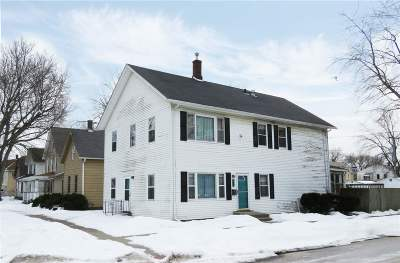 Davenport IA Single Family Home For Sale: $77,000