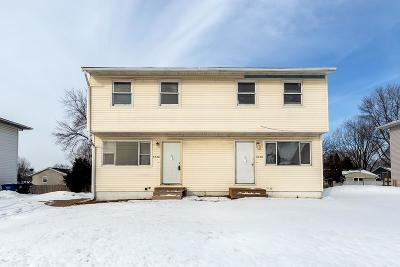 Davenport Multi Family Home For Sale: 5436 N Division Street