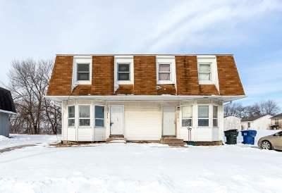 Davenport Multi Family Home For Sale: 5716 N Division Street