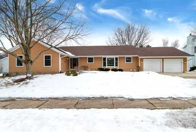 Bettendorf Single Family Home For Sale: 6532 James Road