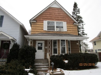 Davenport Single Family Home For Sale: 2422 Arlington Avenue