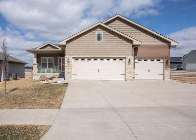 Prairie Heights Single Family Home For Sale: 6005 Deere Creek Lane