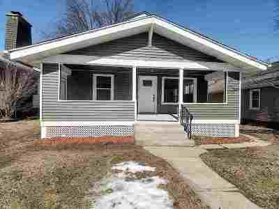 Davenport Single Family Home For Sale: 1140 E Garfield Street