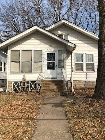 Davenport Single Family Home For Sale: 413 S Concord Street