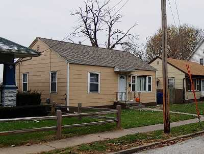 Davenport Single Family Home For Sale: 1537 W 10th Street