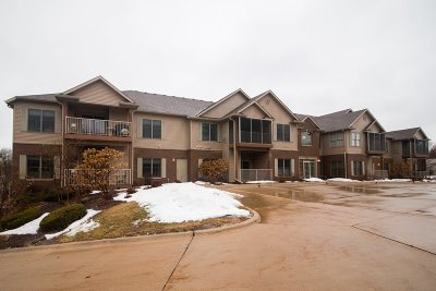 Bettendorf Condo/Townhouse For Sale: 1217 E Kimberly Road
