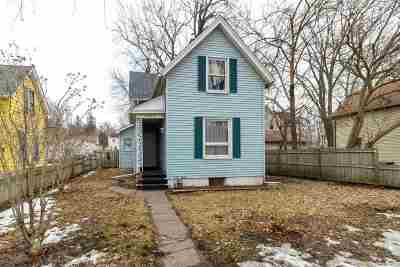 Davenport Single Family Home For Sale: 2106 W 5th Street