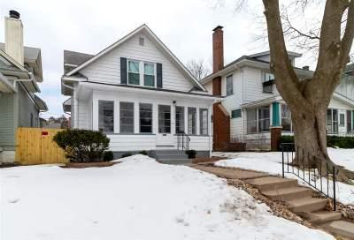 Davenport Single Family Home For Sale: 2523 Iowa Street
