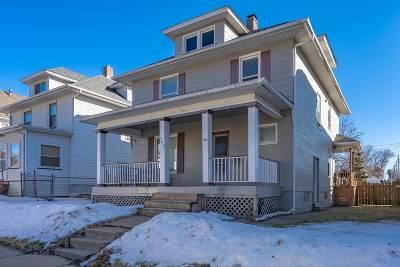 Davenport Single Family Home For Sale: 507 E Rusholme Street