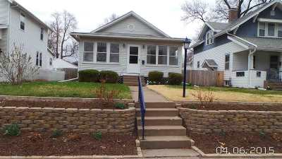Davenport Single Family Home For Sale: 2716 Middle Road