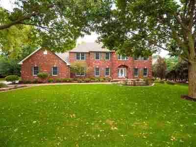 Davenport IA Single Family Home For Sale: $629,000