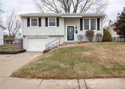 bettendorf Single Family Home For Sale: 4120 18th Street