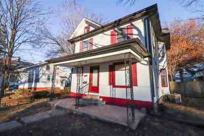 Davenport Single Family Home For Sale: 2209 Grand Avenue
