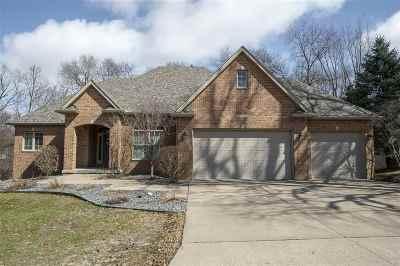 Eldridge Single Family Home For Sale: 27011 Glynns Creek Court