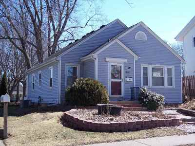Davenport Single Family Home For Sale: 2113 Wilkes Avenue
