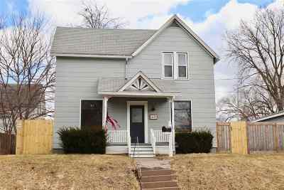 Davenport Single Family Home For Sale: 1619 Fillmore Street
