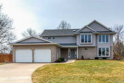 bettendorf Single Family Home For Sale: 3729 Deer Springs Drive