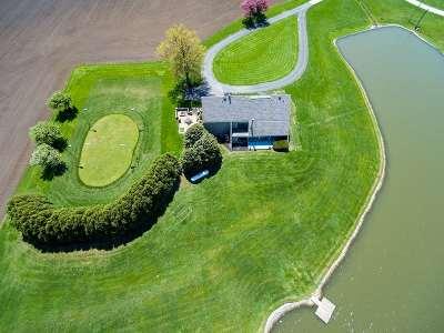 Davenport Single Family Home For Sale: 9510 200th Street